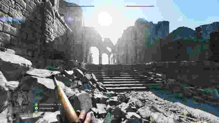 """O Ray Tracing em tempo real está presente em alguns títulos no PC, como o """"Battlefield V"""", """"Shadow of The Tomb Raider"""" e """"Metro Exodus"""". O recurso chegou inicialmente nas placas de vídeo da linha GeForce RTX. - Reprodução"""