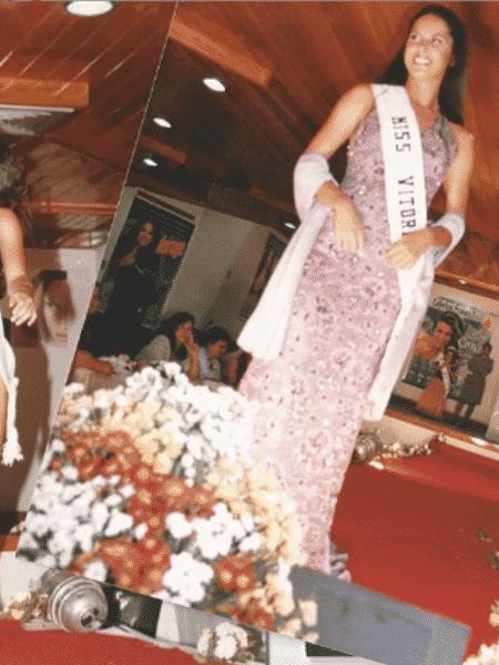 Graciele Lacerda lembra vitória em concurso de Miss - Reprodução/Instagram