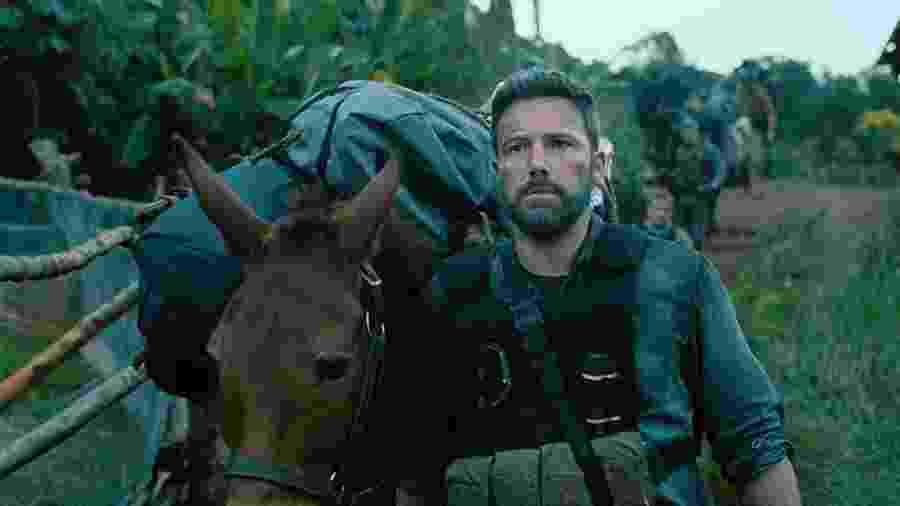 Ben Affleck faz ex-soldado mercenário em Operação Fronteira - Divulgação