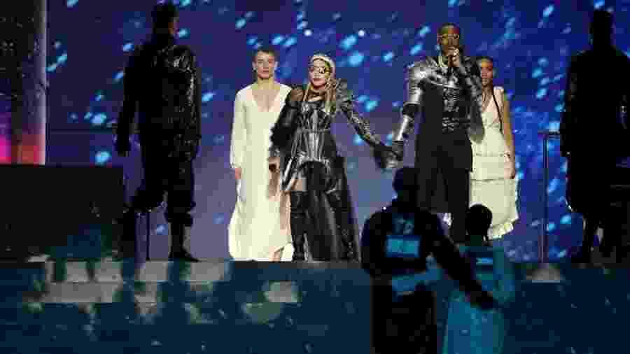 Madonna se apresenta na final do concurso Eurovision deste ano - Orit Pnini/Kan/Handout