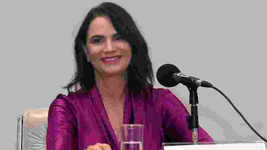 Luiza Brunet: presença de mulheres na política é fundamental para melhor compreensão de casos de violência de gênero - Reila Maria/Câmara dos Deputados