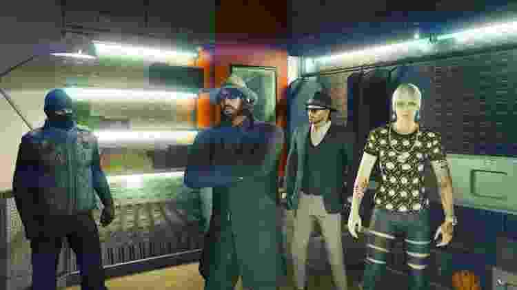 GTA Online 6 - Reprodução - Reprodução