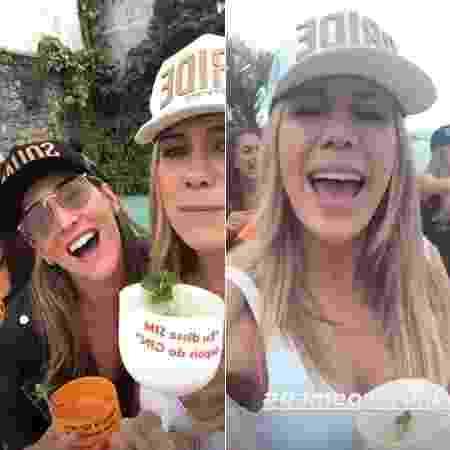 Bárbara Coelho publicou vídeos da sua despedida de solteira no Instagram - Reprodução/Instagram