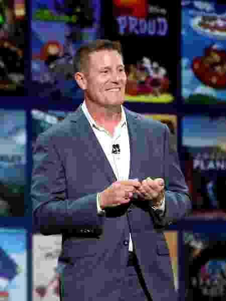 Kevin Mayer, da Disney - Jesse Grant/Getty Images for Disney