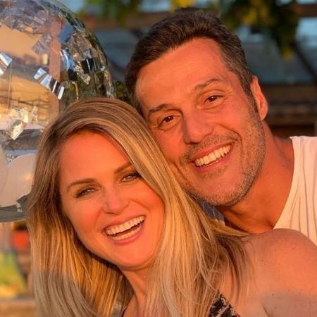 Susana Werner e Julio Cesar estão juntos há 19 anos - Reprodução/Instagram