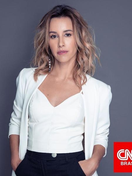 Cris Dias é contratada da CNN Brasil - Divulgação