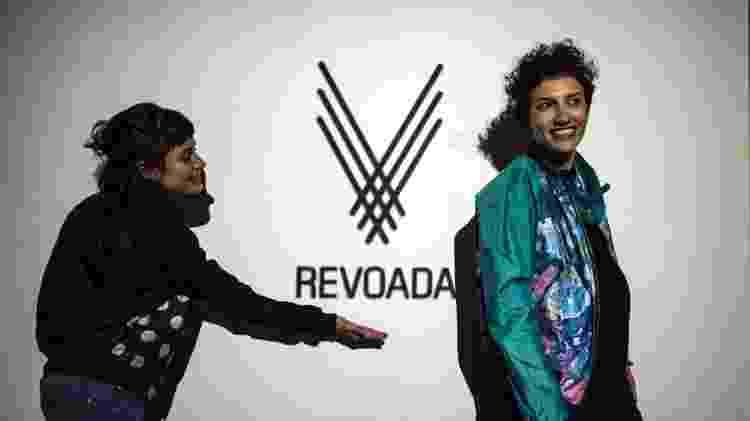 Adriana Tubino (esq) e Itiana Pasetti são sócias na Revoada - Eduardo Seidl/Divulgação