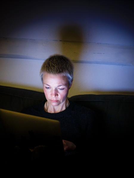 Home office pode se tornar mais comum entre funcionários do Twitter mesmo após fim da pandemia - Thomas Trutschel/Photothek via Getty Images
