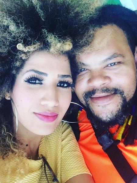 Tatiane Melo e Babu - Reprodução / Instagram