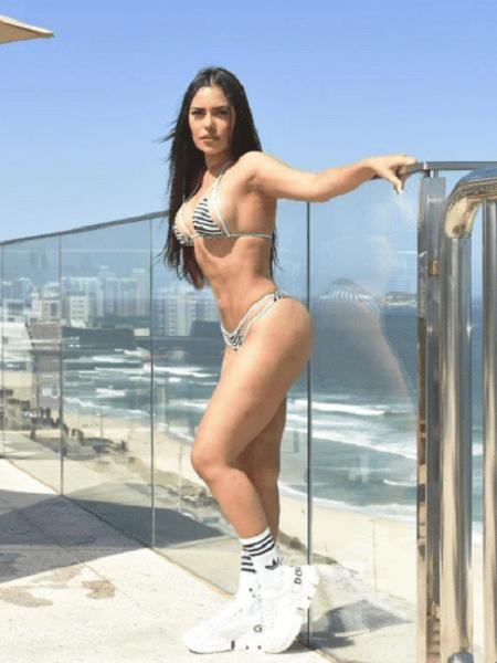 Flayslane Raiane lipo - Divulgação/Instagram