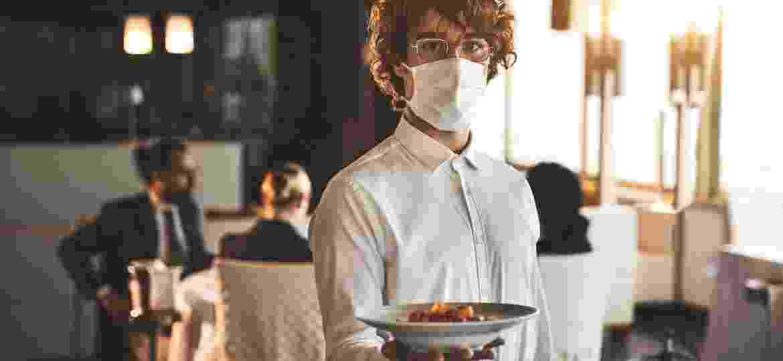 Reflexos da pandemia: os chefs tiveram que adaptar cardápios, usar produtos nacionais e se reinventar - Getty Images