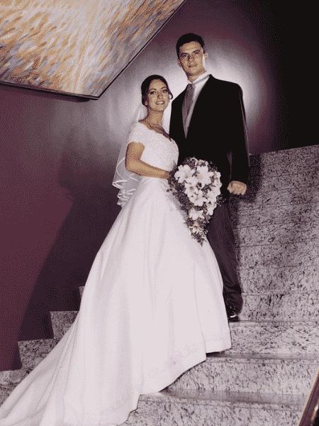 O casamento de Rosangela e Sergio Moro - Arquivo Pessoal - Arquivo Pessoal