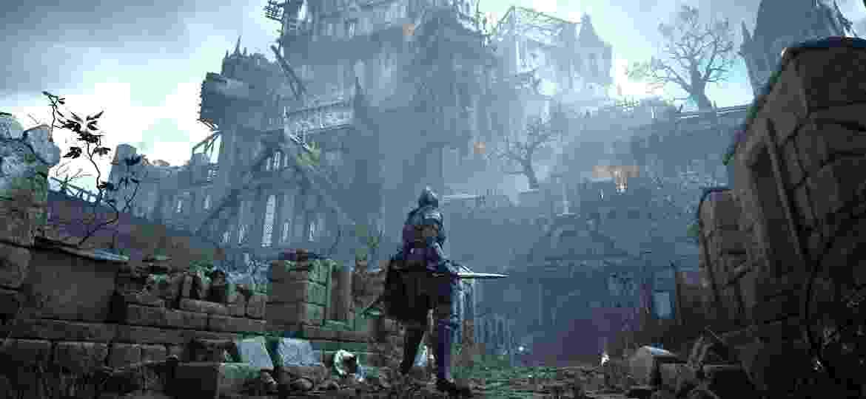 "Demon""s Souls (PS5, 2020) - Divulgação"
