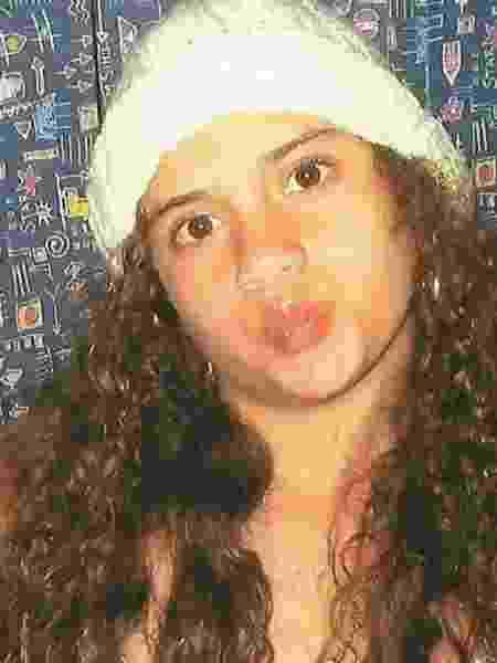 Luiza Paula estava na 8ª série quando o crime aconteceu - Acervo pessoal - Acervo pessoal