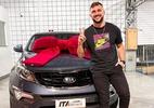 Recado do Lula, carro novo e ameaça de morte: a semana de Arthur Picoli (Foto: Reprodução/Instagram @arthurpicoli)