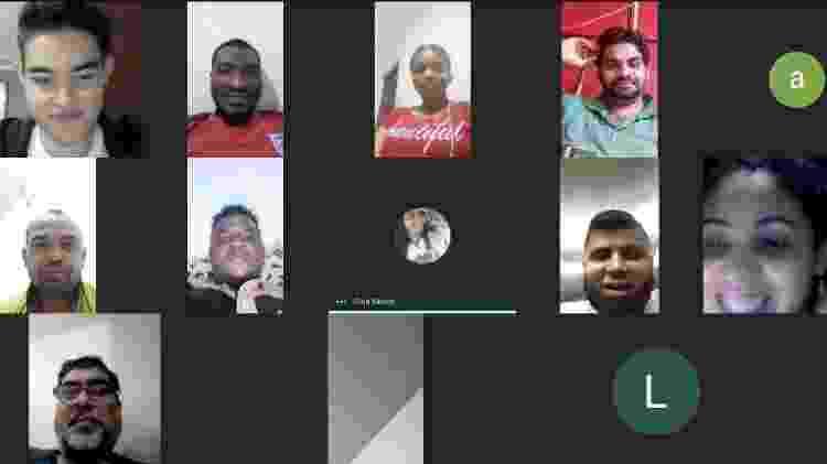 """Projeto ensina português de graça a imigrantes como """"língua de acolhimento"""" - Divulgação - Divulgação"""