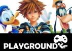"""Playground: UOL Jogos explica a complexa história de """"Kingdom Hearts"""" - Arte/UOL"""