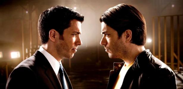Drew e Jonathan Scott são os gêmeos canadenses experts em reformar e vender casas - Divulgação