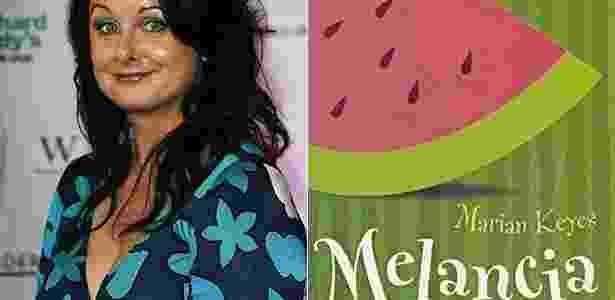 """Marian Keyes, autora dos romances """"Melancia"""" e """"Sushi"""", virá ao Brasil para a Bienal - Gareth Cattermole/Getty Images e Divulgação"""