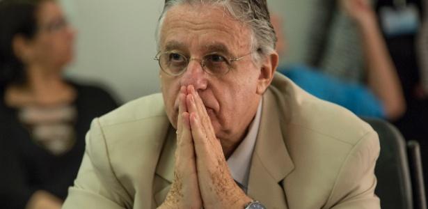 O maestro John Neschling, ex-diretor artístico do Teatro Municipal de São Paulo - Suamy Beydoun/Futura Press/Estadão Conteúdo