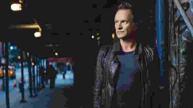 """Sting em foto de promoção do disco """"57th & 9th"""" (2016) - Eric Ryan Anderson/Divulgação - Eric Ryan Anderson/Divulgação"""