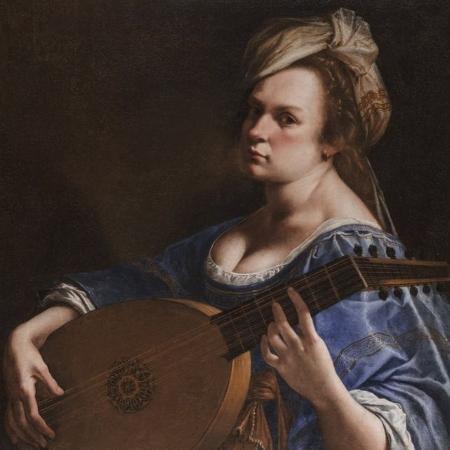 Artemisia Gentileschi foi uma artista de talento excepcional - Allen Phillips/Wadsworth Atheneum