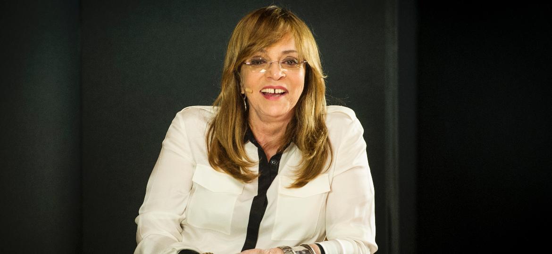 """Gloria Perez é autora da próxima novela das 21h, """"A Força do Querer"""" - João Cotta/Divulgação/TV Globo"""