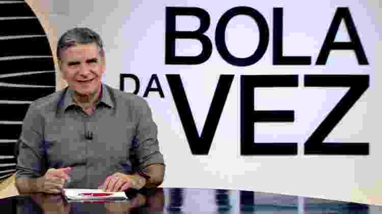 """João Carlos Albuquerque, o Canalha, é o novo apresentador do """"Bola da Vez"""" - Divulgação - Divulgação"""