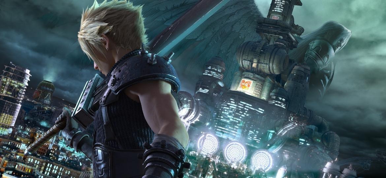 """Bastante aguardado, """"Final Fantasy VII Remake"""" ainda demorará para ver a luz do dia; jogo terá formato episódico e tem prazo de lançamento até 2020 - Divulgação"""