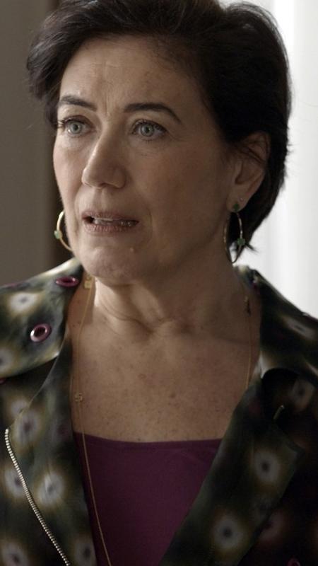 """Silvana (Lilia Cabral) em """"A Força do Querer"""" - Reprodução/GShow"""