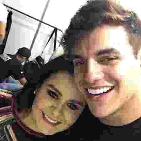 Antônio postou foto com Maraísa, levantando suspeitas de fãs de que eles ficaram - Reprodução/Instagram - Reprodução/Instagram