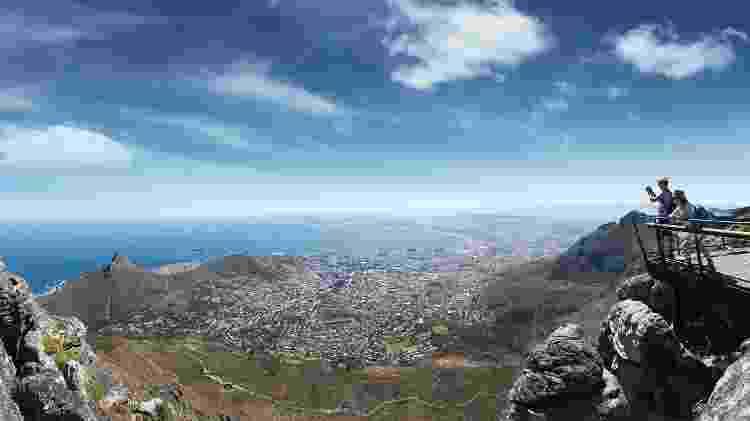 Cidade do Cabo - South African Tourism/Divulgação - South African Tourism/Divulgação