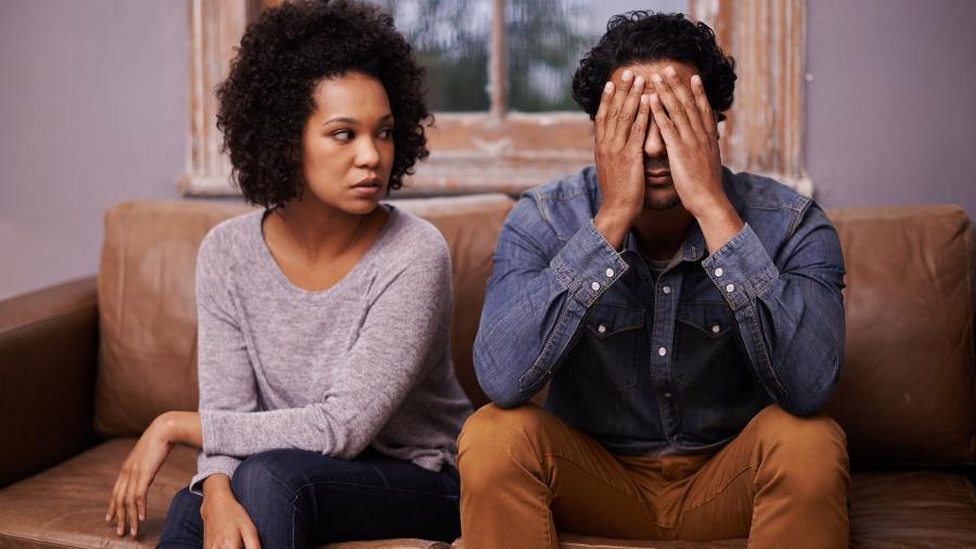 Relações histriônicas são carregadas de drama e codependência - Getty Images