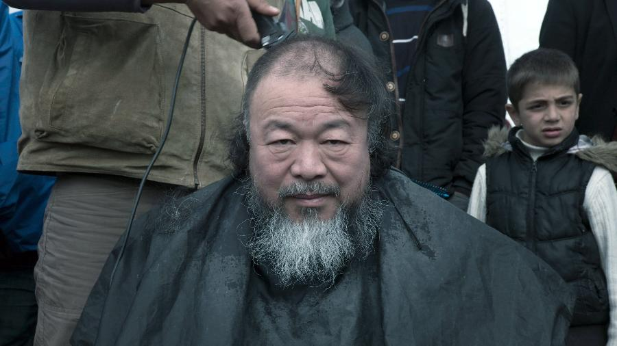 """Cena do filme """"Human Flow: Não Existe Lar se Não Há para onde Ir"""", de Ai Weiwei - Divulgação"""