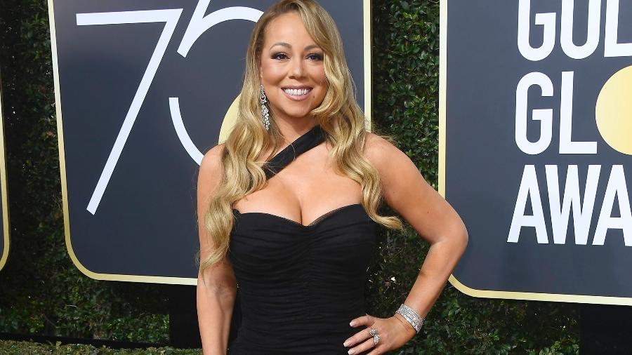 Mariah Carey, de Dolce & Gabbana - Getty Images