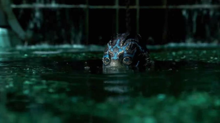 """""""A Forma da Água"""" - Divulgação"""