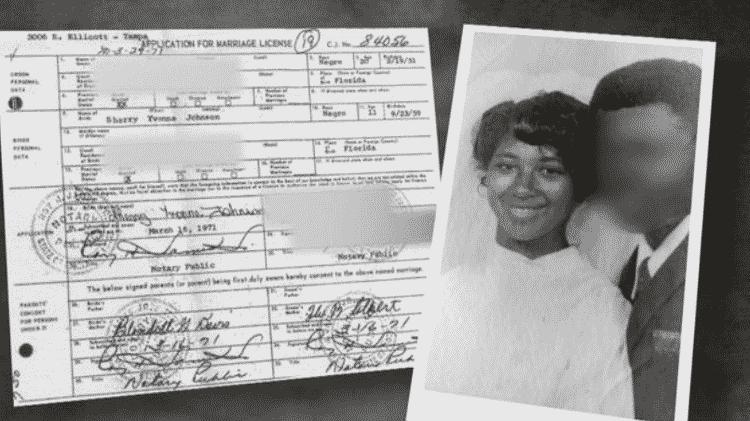O registro de casamento de Sherry - Reprodução - Reprodução