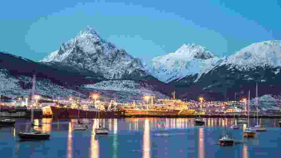 Ushuaia, na Argentina, é um dos melhores destinos de férias do momento - iStock