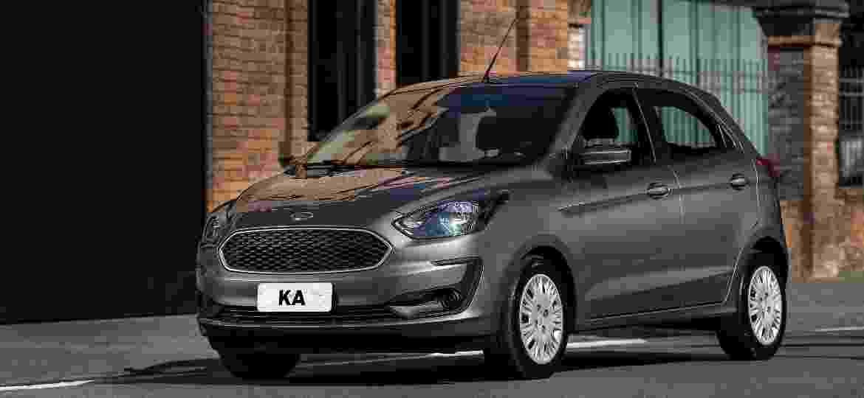 Recall afeta modelos 2018 e 2019 do compacto, com carroceria hatch (foto) e sedã - Divulgação