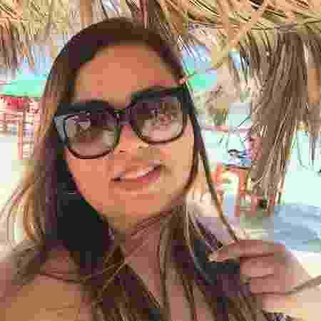 Luciane gordofobia - Arquivo pessoal - Arquivo pessoal