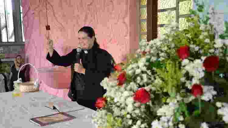 Daniela Modesto - Reprodução/Facebook - Reprodução/Facebook