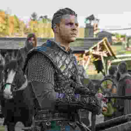 """Ivar (Alex Høgh Andersen) em cena do 11º episódio da 5ª temporada de """"Vikings"""" - Divulgação"""