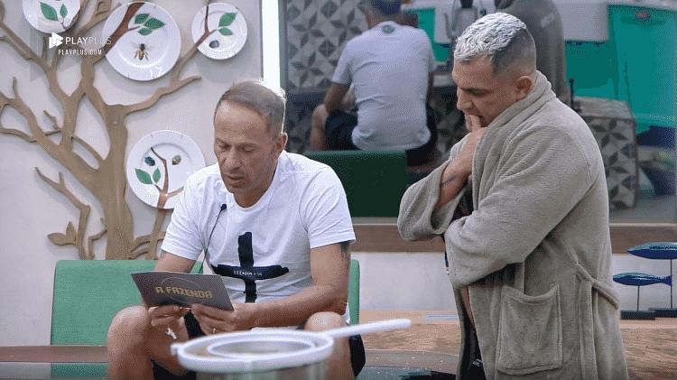"""Festa do game é marcada por discussões e punições em """"A Fazenda 10"""""""