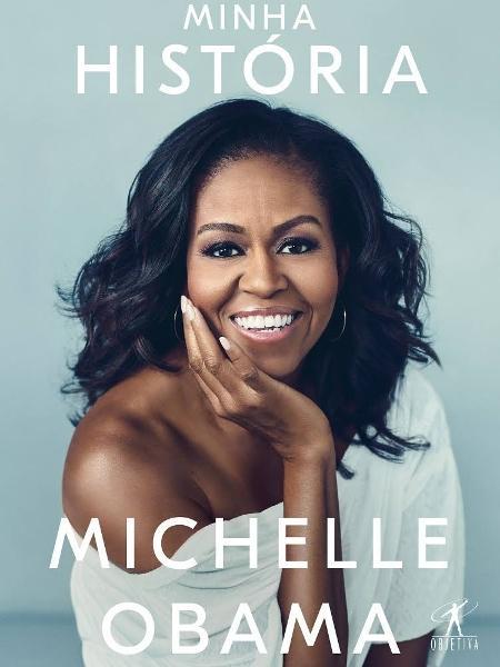 Becoming, de Michelle Obama - Reprodução