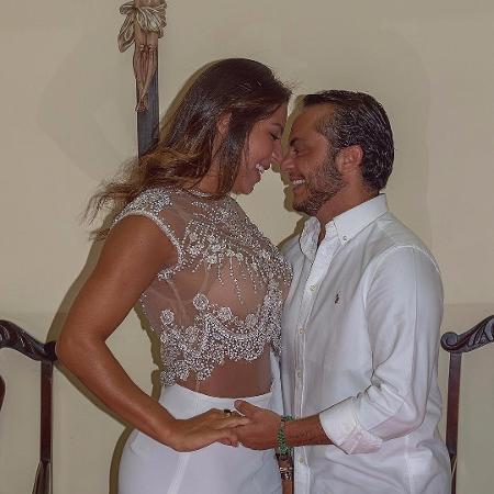 Thammy Miranda e Andressa Ferreira se casam no civil - Reprodução/Instagram