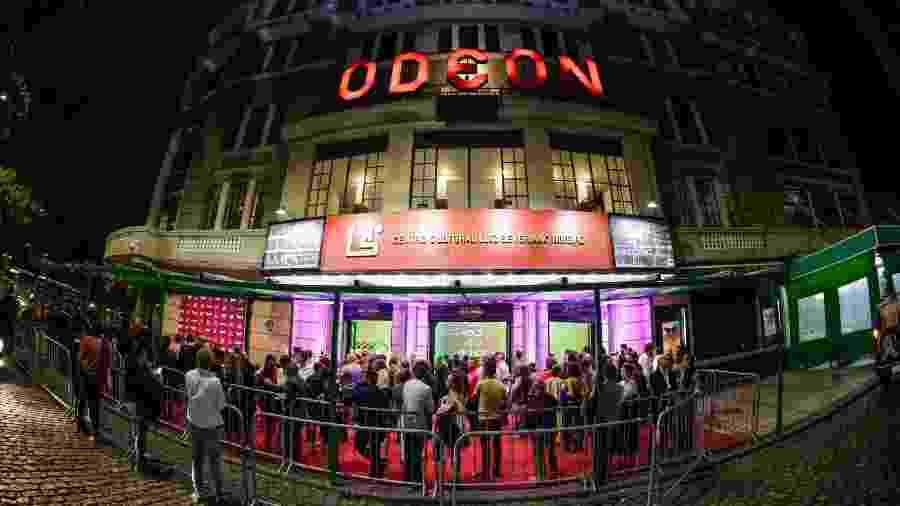 Abertura do Festival do Rio de 2017, no Cine Odeon, na Cinelândia - Rogerio Resende/R2Foto/Divulgação