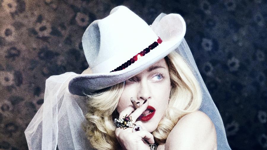 Madonna em foto de divulgação do disco Madame X - Steven Klein/Divulgação