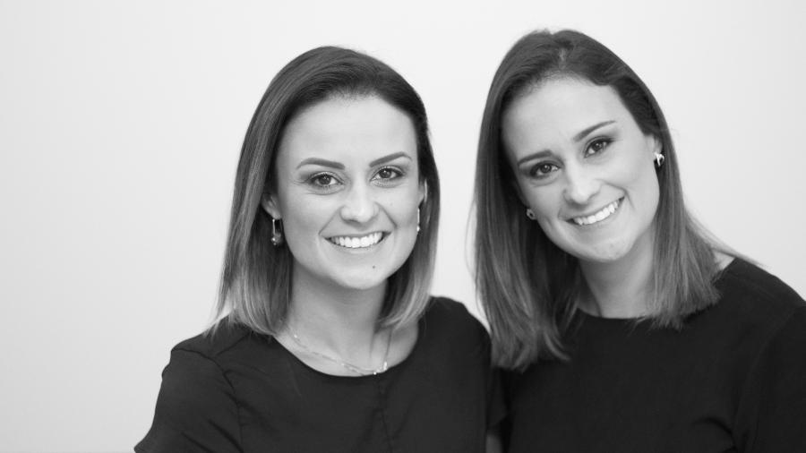 Mariana e Fernanda Mattos, gêmeas e arquitetas que sonham conhecer os irmãos Scott e ter seu próprio reality - Arquivo Pessoal