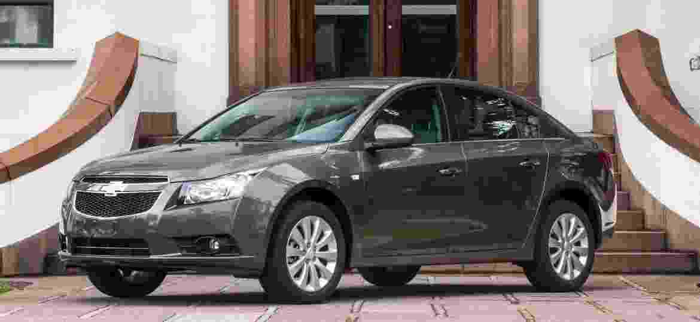 Chevrolet Cruze é um dos três modelos afetados pela campanha preventiva - Divulgação