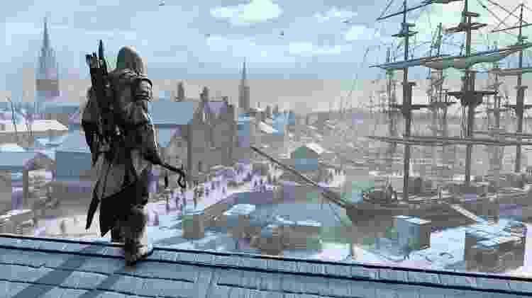 Assassin's Creed III - Divulgação - Divulgação